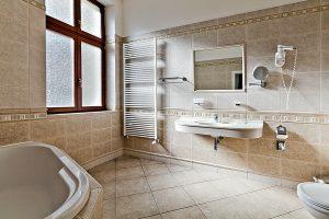 SPA Hotel Cajkovskij Badezimmer