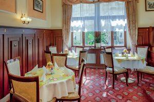 SPA Hotel Cajkovskij Restaurant