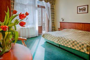 SPA Hotel Cajkovskij Doppelzimmer