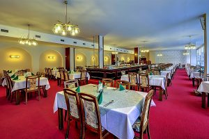 Kurkomplex Curie Restaurant