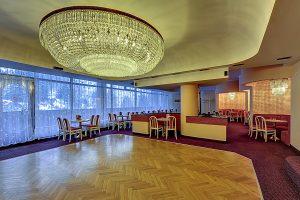 Kurkomplex Curie Tanzsaal