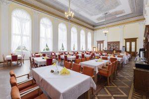 Kurhotel Edward Restaurant