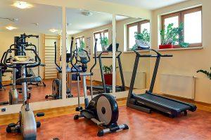 Kurhotel Ewa Medical & SPA Fitnessraum