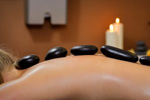Kurhotel Ewa Medical & SPA Hot Stone Massage