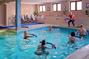 Kurhotel Ewa Medical & SPA Wassergymnastik