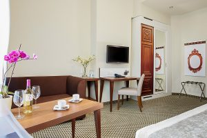 Kurhotel Jantar SPA Doppelzimmer