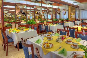 Kurhotel Krivan Cafe