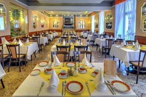 Kurhotel Krivan Restaurant 2