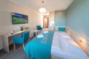 Hotel Nad Parseta Doppelzimmer