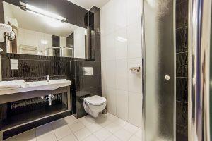 Kurhotel Olymp 3 Badezimmer