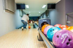 Kurhotel Olymp 3 Bowlingbahn