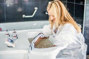 Kurhotel Olymp 3 Wirbelbad für die Hände