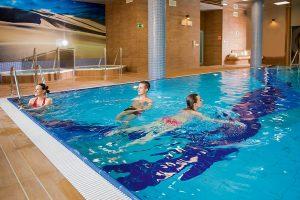 Kurhotel Olymp 3 Schwimmbad
