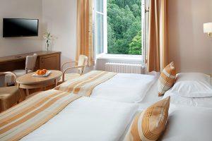 Hotel Radium Palace Doppelzimmer