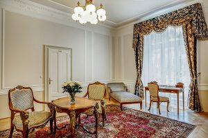 Hotel Radium Palace Salonen Suite