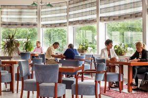 Hotel Radium Palace Café