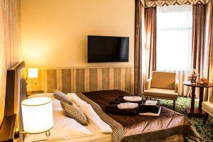 SPA Hotel San Remo Doppelzimmer