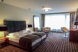 Sand Hotel Doppelzimmer