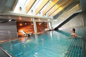 Sand Hotel Schwimmbad
