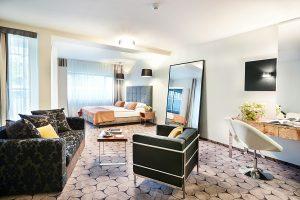 Sand Hotel Standard Doppelzimmer