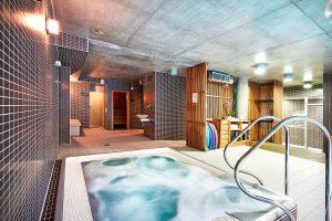 Sand Hotel Whirlpool