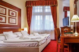 SPA Hotel Smetana Vysehrad Doppelzimmer