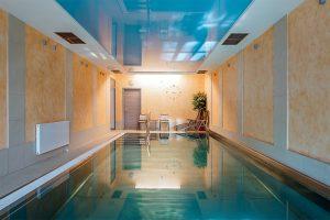 SPA Hotel Smetana Vysehrad Schwimmbad