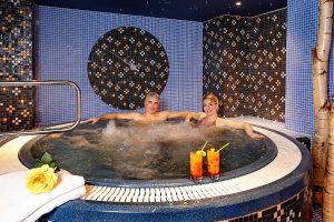 SPA Hotel Smetana Vysehrad Whirlpool