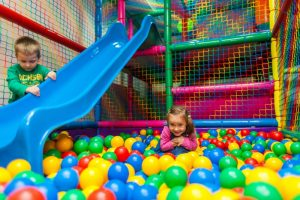Kurhotel Olymp 3 Kinderspielzimmer