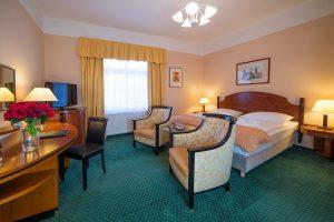 Belvedere SPA & Kurhotel Doppekzimmer