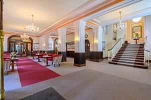 Belvedere SPA & Kurhotel Eingangshalle