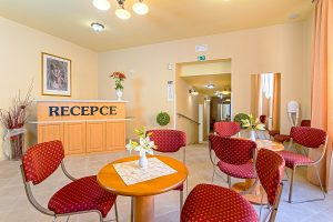 Belvedere SPA & Kurhotel SPA-Rezeption