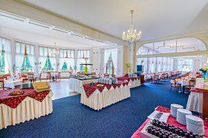 Belvedere SPA & Kurhotel Speisesaal