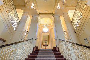 Belvedere SPA & Kurhotel Eingang