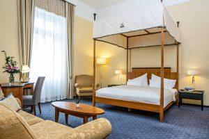 Falkensteiner Hotel Grand MedSpa Doppelzimmer Deluxe