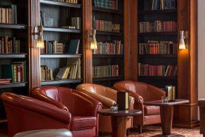 Falkensteiner Hotel Grand MedSpa Bibliothek