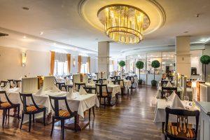 Falkensteiner Hotel Grand MedSpa Restaurant