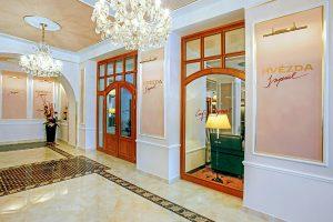 Health Spa Resort Hvezda Cafe Imperial