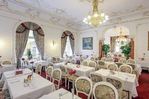 Health Spa Resort Hvezda Restaurant