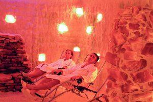 Health Spa Resort Hvezda Salzgrotte