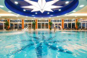 Health Spa Resort Hvezda Schwimmbad