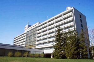Sanatorium Jaunkemeri Gebäude