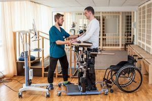 Sanatorium Jaunkemeri Physiotherapie 3