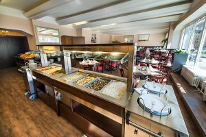 Kurhotel Jessenius Restaurant Buffet