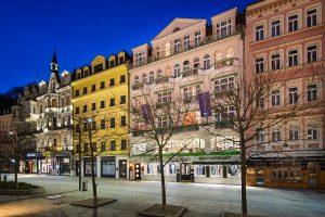 Hotel St Cajkovskij Karlsbad