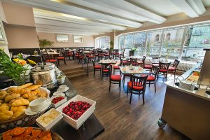 Kurhotel Jessenius Restaurant Restaurant
