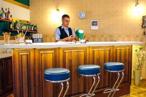 Kurhaus Kaja Bad Flinsberg, Polen: Lobby Bar