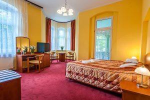 Kurhaus Kaja Bad Flinsberg, Polen: Doppelzimmer