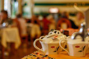 Kurhaus Kaja Bad Flinsberg, Polen: Tee