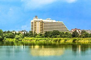 Hotel- und Ferienkomplex Karpaty Aussicht